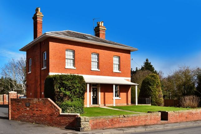 Thumbnail Detached house for sale in Ledbury Road, Tupsley, Hereford