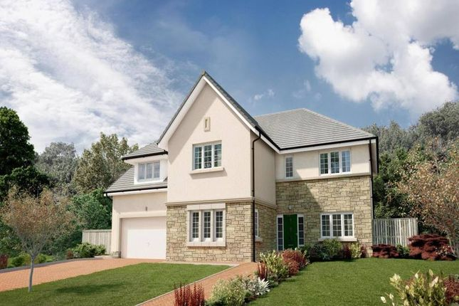 "Thumbnail Detached house for sale in ""The Ramsay"" at Wilkieston Road, Ratho, Newbridge"