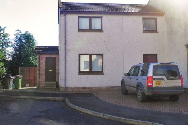 Thumbnail Semi-detached house to rent in Tweed Mill Brae, Forfar