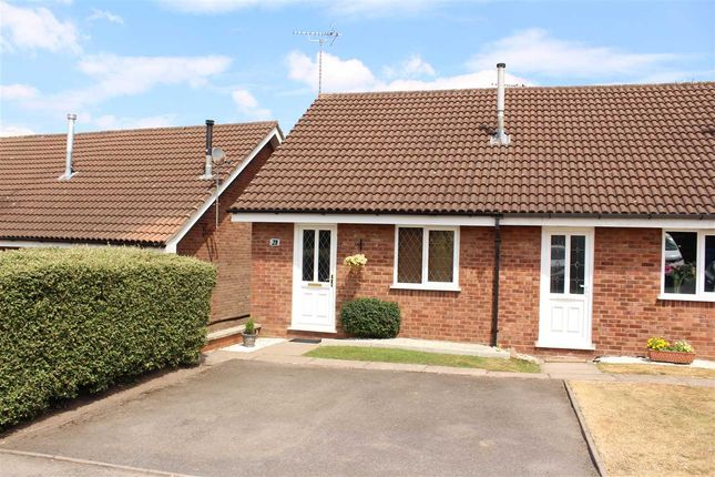 Thumbnail Bungalow for sale in Grasmere Avenue, Perton, Wolverhampton