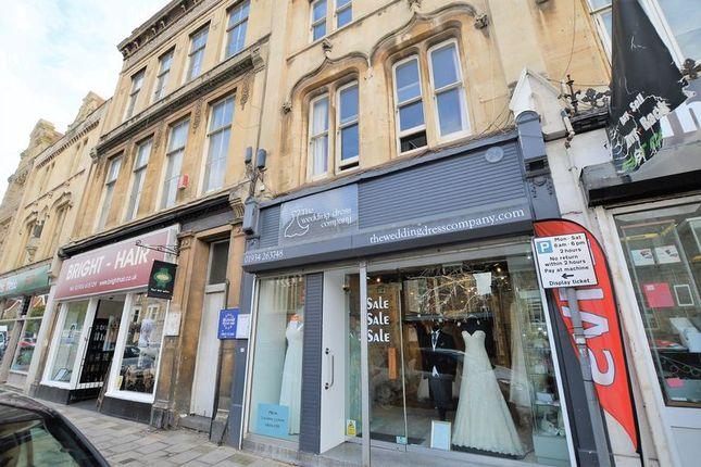 Thumbnail Retail premises to let in Waterloo Street, Weston-Super-Mare