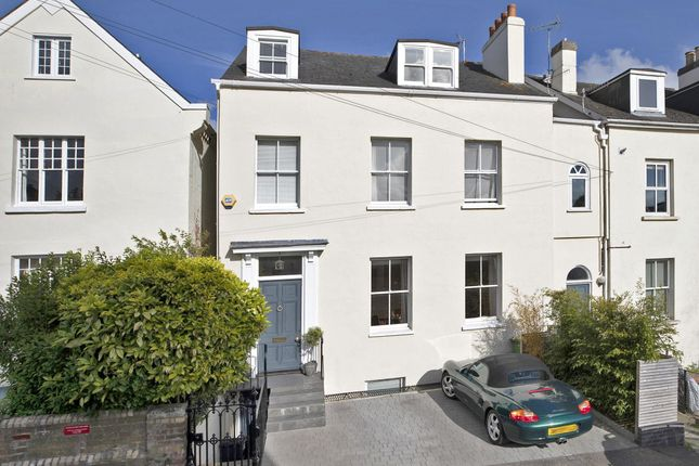 Thumbnail Semi-detached house for sale in Wonford Road, Exeter, Devon