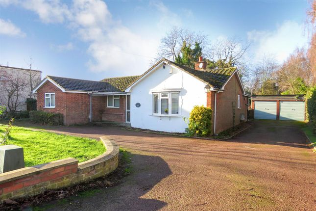 Thumbnail Detached bungalow for sale in Langford Road, Biggleswade