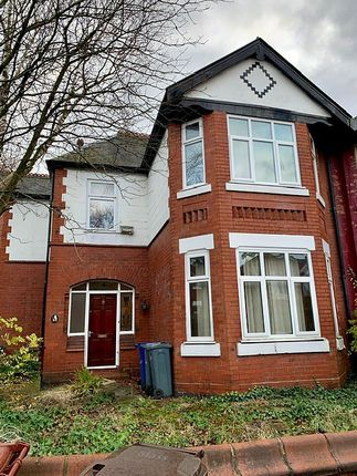 Thumbnail Semi-detached house to rent in Park Range, Manchester