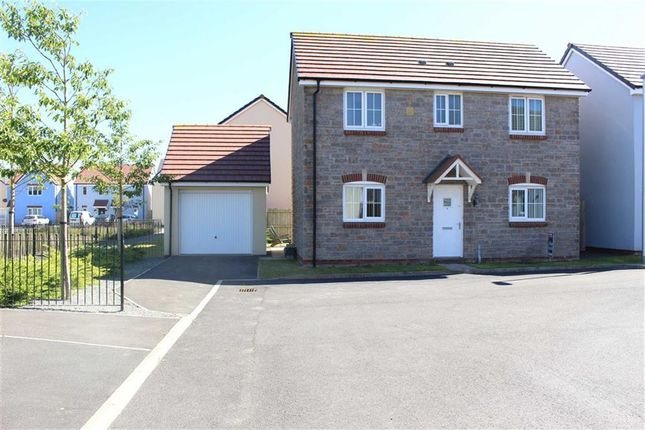 Thumbnail Detached house for sale in Belfrey Close, Hubberston, Milford Haven