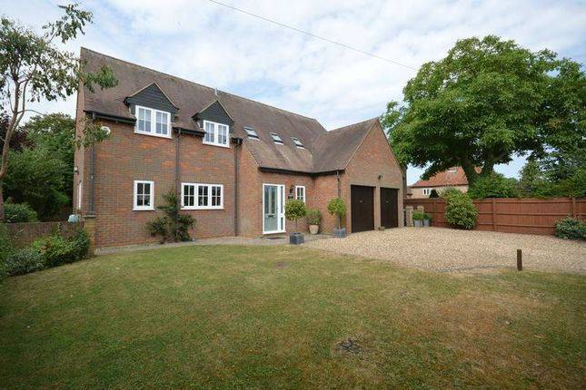 Thumbnail Detached house for sale in Bishopstone, Aylesbury