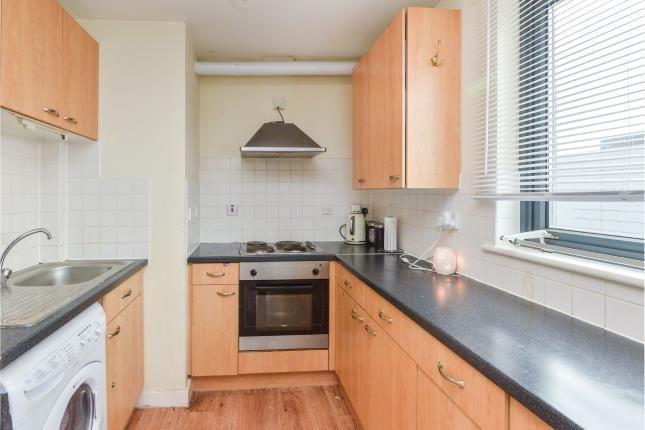 Kitchen of Stephenson House, Bletchley, Milton Keynes, Buckinghamshire MK2