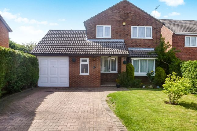 Thumbnail Detached house for sale in Wymington Road, Rushden