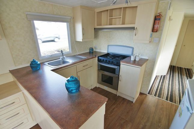 Kitchen of Ty Mawr, Towyn LL22
