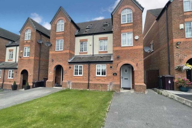 Thumbnail Semi-detached house for sale in Brett Close, Littledale