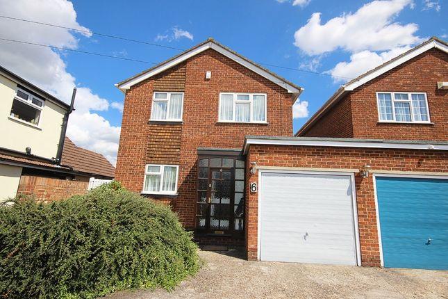 Thumbnail Detached house for sale in St. Vincents Road, Dartford