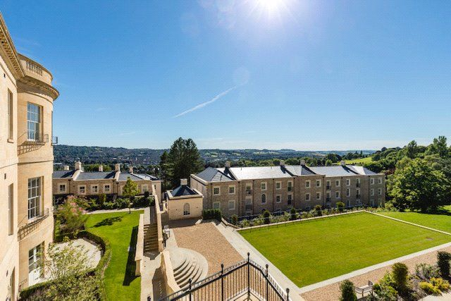 Thumbnail Flat for sale in 5 Hope House, Lansdown Road, Bath