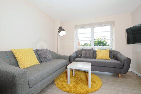 Thumbnail Shared accommodation to rent in Forster Street, Nottingham, Nottinghamshire