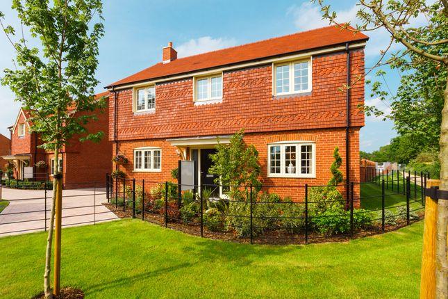 Thumbnail Detached house for sale in Chapel Drive, The Potton, Estone Grange, Aston Clinton