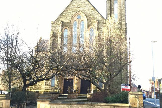 Thumbnail Flat for sale in Standishgate, Wigan