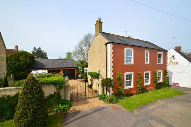 Thumbnail Detached house for sale in The Green, Chelveston, Wellingborough