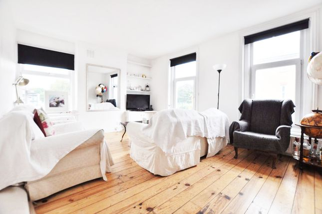 Thumbnail End terrace house to rent in Scawfell Street, London