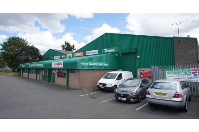 Thumbnail Light industrial for sale in Unit H Hobley Drive, Swindon