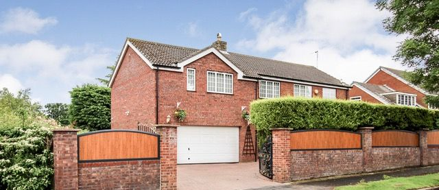 Thumbnail Detached house for sale in Sea View Road, Sunderland