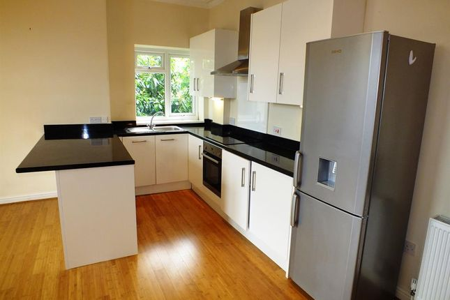 Thumbnail Flat to rent in Ashcroft Lodge, 31 Street Lane, Roundhay, Leeds