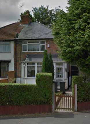 Thumbnail Semi-detached house to rent in Repton Road, Bordesley Green
