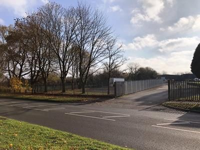 Thumbnail Land to let in Land At Henley Road Industrial Estate, Henley Road, Coventry