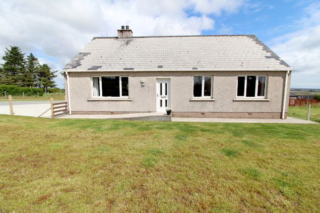 Thumbnail Detached house for sale in Newmarket, Isle Of Lewis