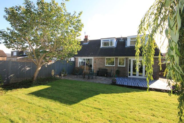Thumbnail Semi-detached house for sale in Viking Court, Brompton, Northallerton