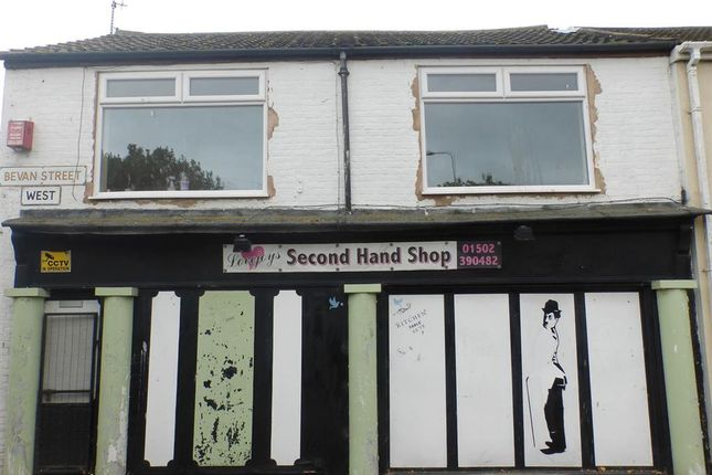 Thumbnail Commercial property for sale in Bevan Street West, Lowestoft