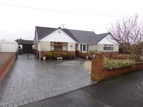 Thumbnail Bungalow for sale in Grindley Gardens, Ellesmere Port, Cheshire