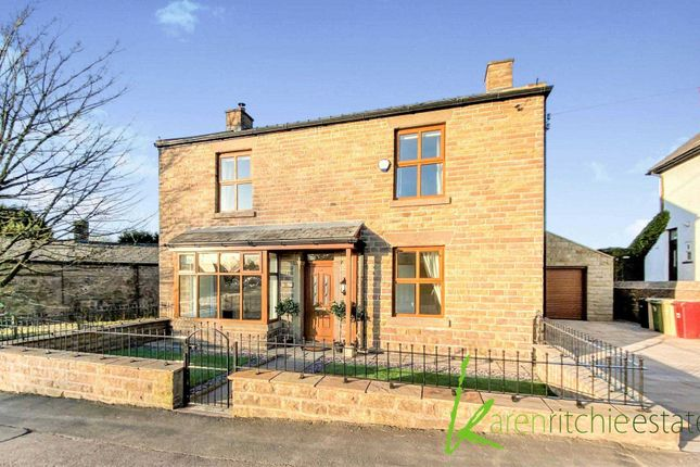 Thumbnail Detached house for sale in Horrobin House, Chorley Old Road, Bolton