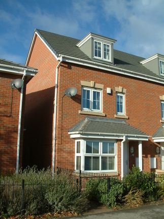 Thumbnail Semi-detached house to rent in Scholars Gate, Barnsley