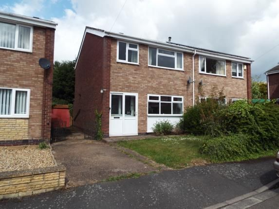 Thumbnail Semi-detached house for sale in Hothorpe Close, Binley, Coventry, West Midlands