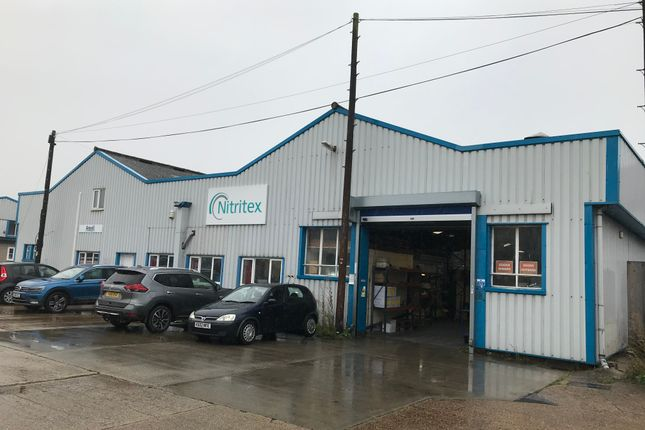 Thumbnail Industrial to let in Oaks Drive, Newmarket