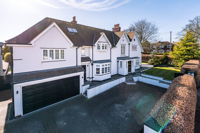 Thumbnail Detached house for sale in East Park Road, Scalby, Scarborough