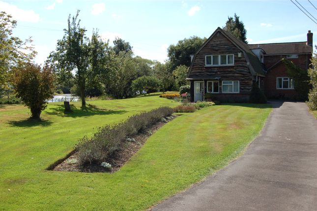 4 bed detached house for sale in Whistley Mill Lane, Whistley Green, Berkshire