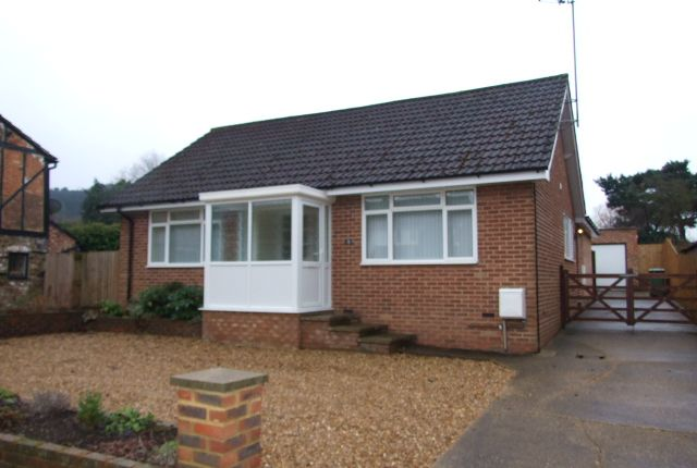 Thumbnail Detached bungalow to rent in Station Road, Bow Brickhill