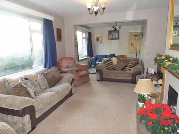 Living Room of Malthouse Lane, Peasmarsh, Rye, East Sussex TN31