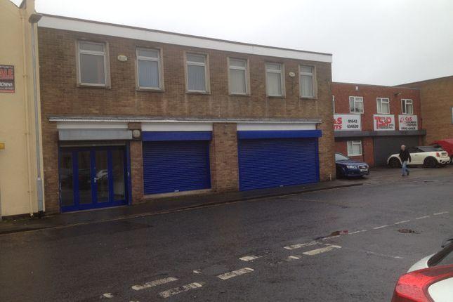 Thumbnail Retail premises for sale in Skinner Street, Stockton-On-Tees
