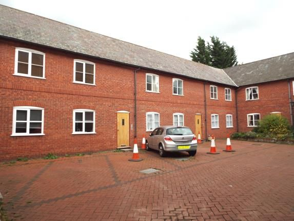 Thumbnail Studio for sale in Tudor Court, Chester Street, Mold, Flintshire