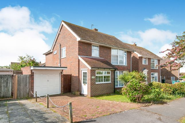 Thumbnail Detached house for sale in Cuckmere Road, Seaford
