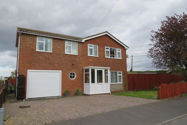Thumbnail Detached house for sale in Orchard Close, Saracens Head, Spalding