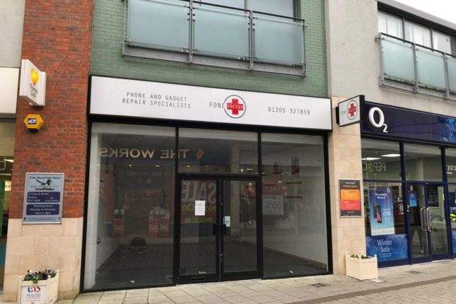 Thumbnail Retail premises to let in Unit 16 Pescod Square Shopping Centre, Pescod Square, Boston