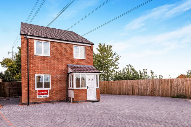 Thumbnail Detached house for sale in Hampshire Road, West Bromwich
