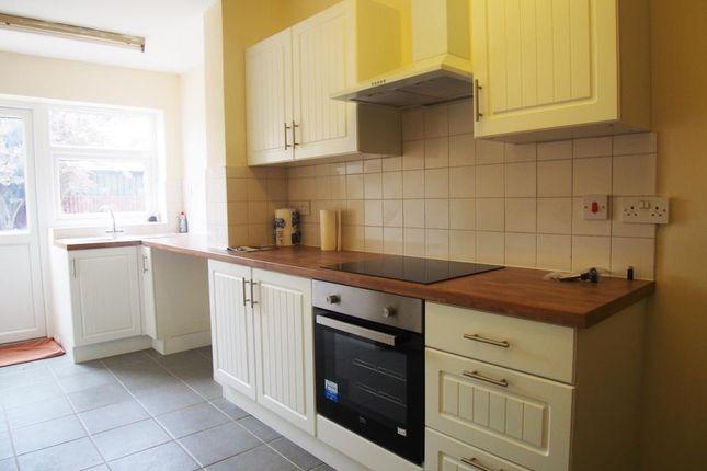 Thumbnail Semi-detached house to rent in Bullsmoor Lane, London