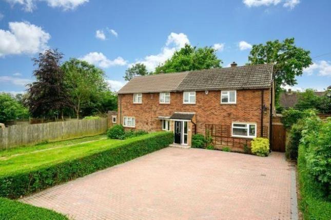 Semi-detached house for sale in Hyde Road, Caddington, Luton, Bedfordshire