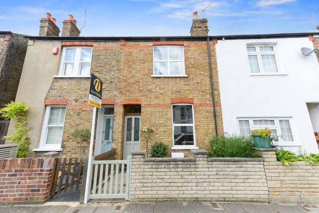 Thumbnail Terraced house for sale in Ridley Avenue, London