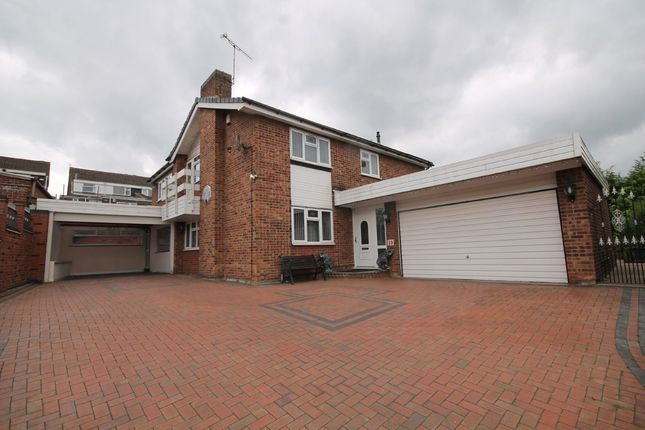 Thumbnail Detached house for sale in Hatherleigh Road, Leicester