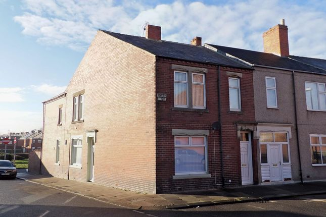 Thumbnail Flat for sale in Revesby Street, South Shields