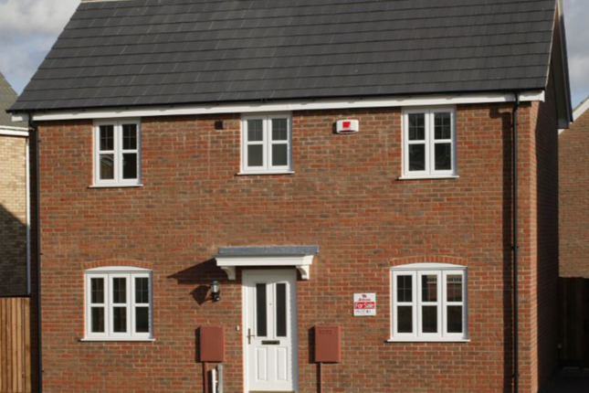 Thumbnail Detached house for sale in Grantham Road, Waddington, Lincolnshire